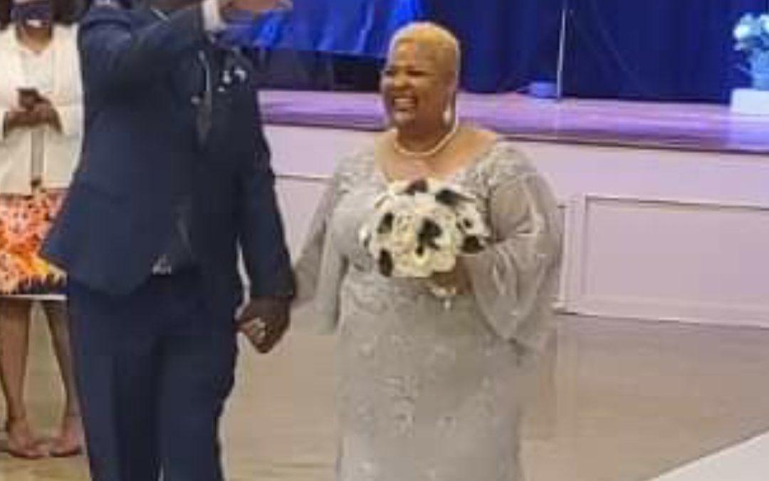 daMotivatedMom Gets Married!
